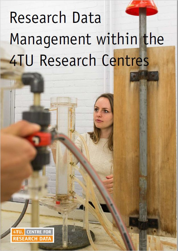 cover 4TU Research Centres