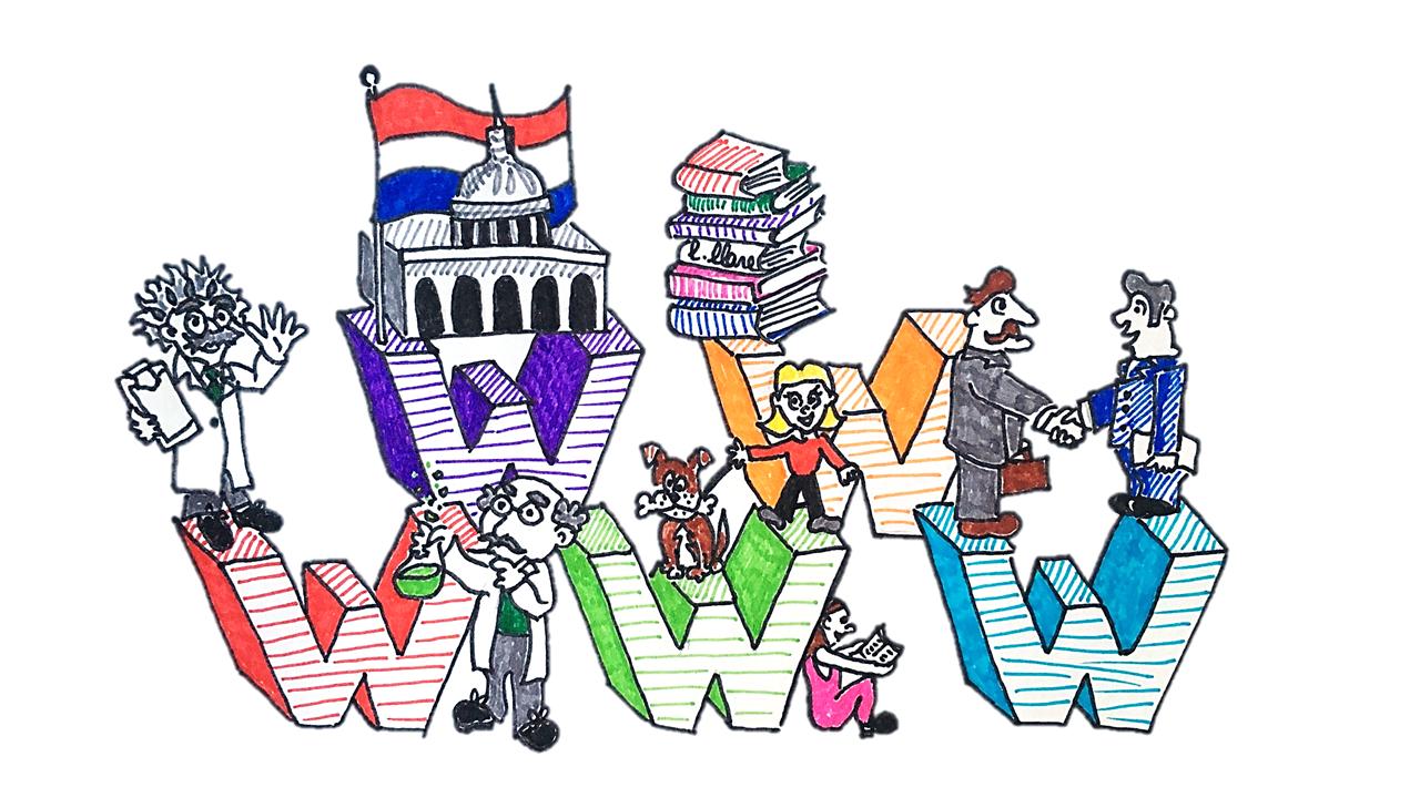 Five W's of Open Data